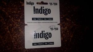 $30 Indigo Giftcard