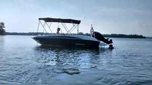2013 Bayliner Element Bowrider (16ft/60Hp)