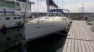 Superbe voilier Jeanneau 45