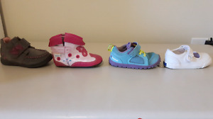 Chaussure fille size 5-6