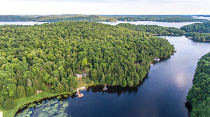 Build Your New Home or Family Cottage on Lake of Bays
