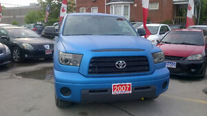 2007 Toyota Tundra beautiful TUNDRA Pickup Truck Kitchener / Waterloo Kitchener Area image 6