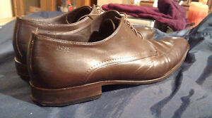Hugo Boss Dress Shoes (says Size 9.5 - though fits closer to 10