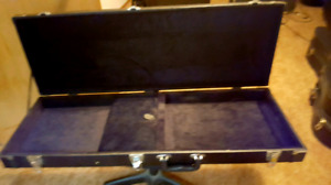 Hardcase for Strat Tele or  lps / clean / strong case