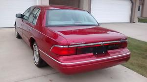 1997 Mercury Marquis