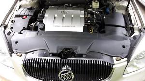 Buick lucerne cxl loaded mint! low km