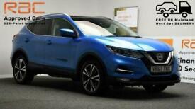 image for 2017 Nissan Qashqai *PANORAMIC ROOF* ***PANORAMIC ROOF SAT NAV*** Hatchback Petr