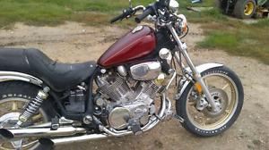 84 Yamaha virago 1000