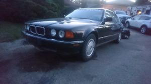 1989 750 IL BMW