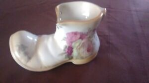 Vintage Old Foley china boot