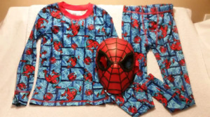 Spiderman for Halloween Size 3/5T