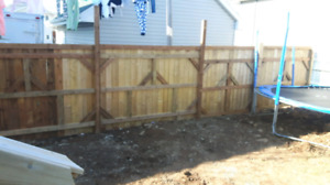 Custom Exterior Carpentry: Fencing
