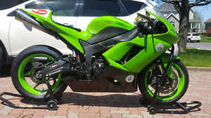 2008 zx6r track/race