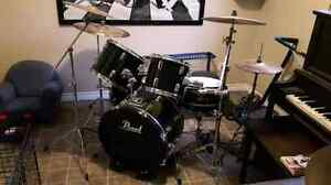 Pearl drums Kitchener / Waterloo Kitchener Area image 1