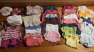 Girls 3 month summer clothes