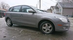 2011 Hyundai Elantra Touring Manual