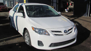 2012 Toyota Corolla Sedan ,Safety and e test London Ontario image 3
