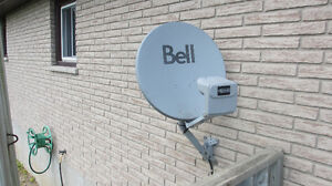 SATELLITE INSTALLATION SERVICE - Bell - Shaw - FTA - Direct TV London Ontario image 2