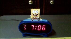 SpongeBob Clock
