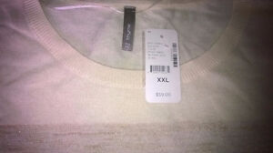 Brand new, with a tag, Theme Maternity sweater