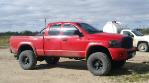 "07 dodge ram 2500/3500 6""lift kit"