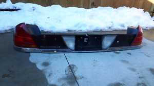 Crown Victoria tail lights and trunk panel