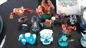 Skylanders and Skylanders Giants