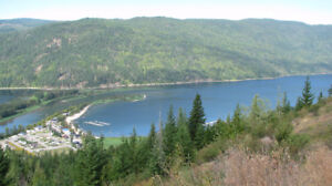 SUB DIVIDABLE LAKE VIEW DEVELOPMENT OPPORTUNITY!