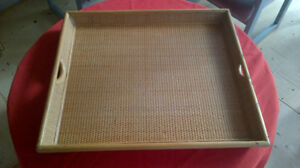 EUC serving tray