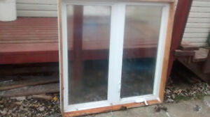 viynell insulated window