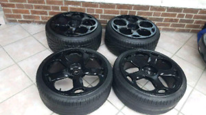 Lamborghini Gallardo OEM Rims with Tires 265/35R19 235/35R19