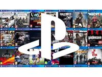 PS4 GAMES WANTED-filton area must be good condition and working order