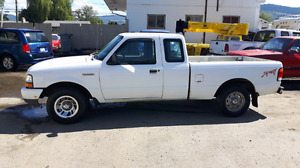 1999 ford ranger two wheel drive