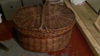 Beautiful Wicker Basket