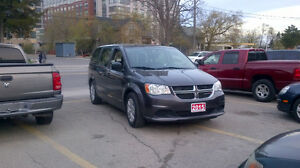 2015 Dodge Grand Caravan Canada Value Package Minivan, Van