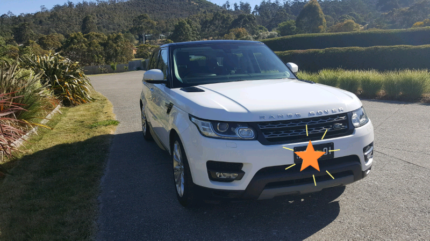 Range Rover sport 2016 Acton Park Clarence Area Preview