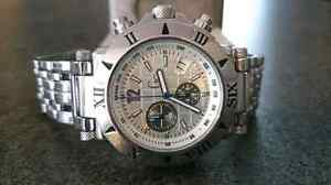 Gc Guess Collection Swiss Made chronograph watch