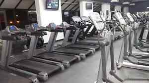 Life Fitness 95Ti commercial treadmill quick sale Kitchener / Waterloo Kitchener Area image 10