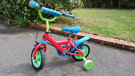 Mothercare first bike