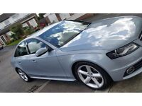 November 2009 Audi A4 1.8T S Line 160BHP TFSI (not A5 A6 BMW Msport Turbo Mercedes Volkwagen Lexus)