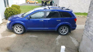 Dodge Journey r/t 2012 awd