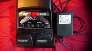 RP 55 Digitech Multi-effects Pedal