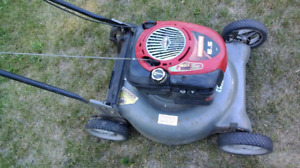 "21"" 6.5 hp. Craftsman Lawnmower"