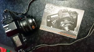 Canon EOS 650 / 35MM