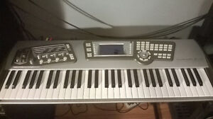 Alesis Fusion 6HD Synthesizer with Extras