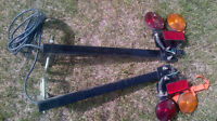 Wide Transport Signal Lights----Excellent Cond.---Yorkton, SK