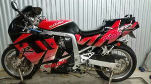 classic GSXR-1100 for sale.