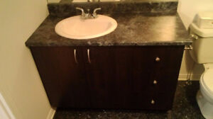 Vanité Salle de bain - Bathroom Vanity