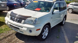 2006 Nissan X-trail SE SUV, Crossover  NEW MVI