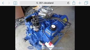 351 Clevland Ford